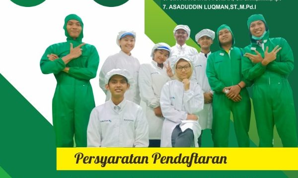 Brosur PMB Akafarma Sunan Giri Ponorogo 2020-2021