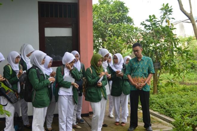 Praktek Kerja Mahasiswa Akafarma di Materia Medika